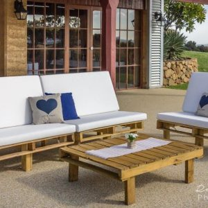 Pallet Furniture hire Perth