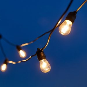 outdoor lighting hire Perth